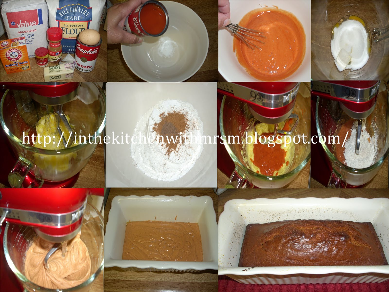 Campbell S Kitchen Tomato Soup Cake