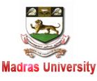 Madras University Result