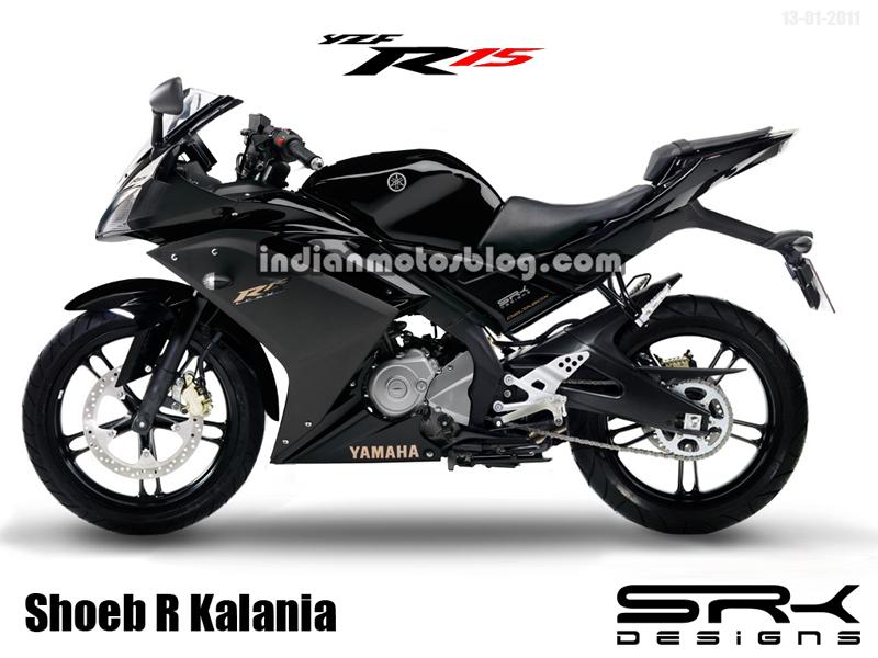 Modif Yamaha New Vixion R15