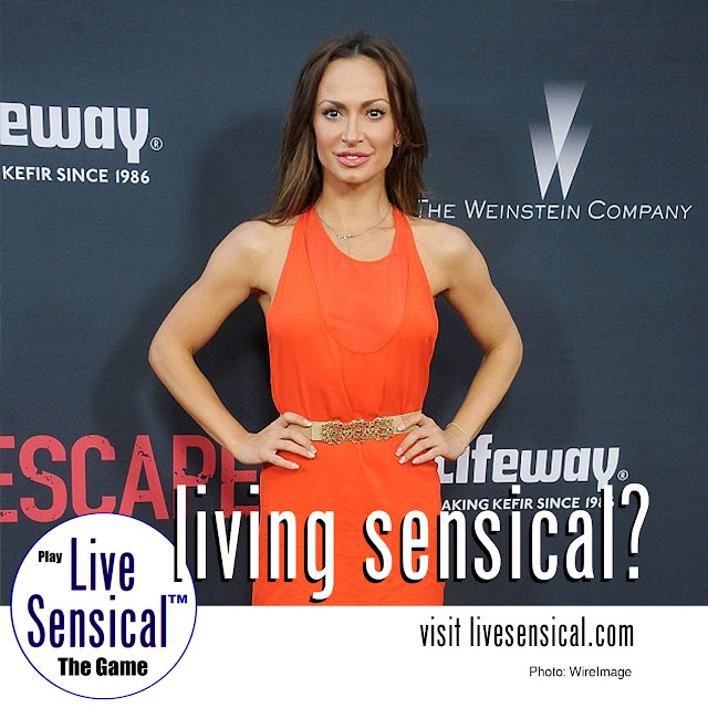 "(How to livesensical.com?) Karina Smirnoff will return to Dancing With The Stars after taking just one season off - She dazzled on the dance floor for 16 seasons - taking just one off to make a movie (""Tango Shalom"") and promote her dating book. ""We're Just Not That Into You: Dating Disasters From The Trenches""."