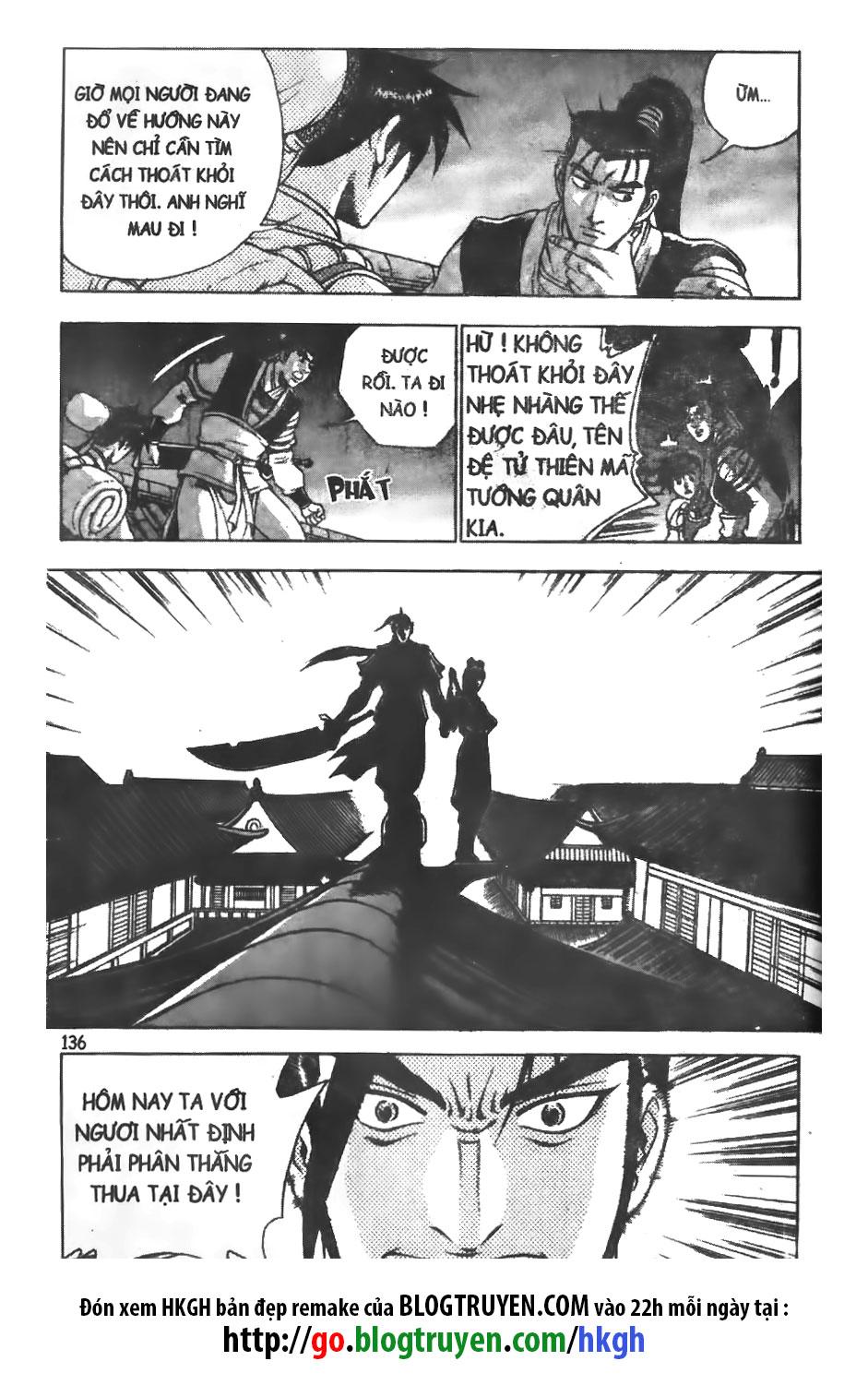 Hiệp Khách Giang Hồ chap 234 Trang 5 - Mangak.info