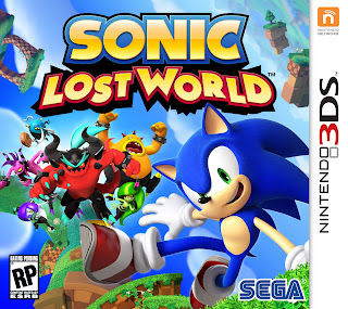 Sonic - Lost World (3DS Europe)