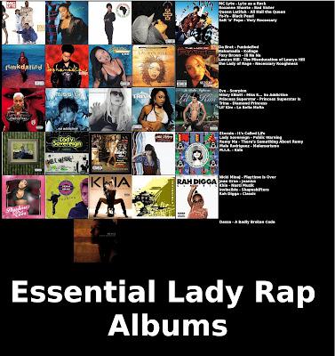 Essential Female Rap