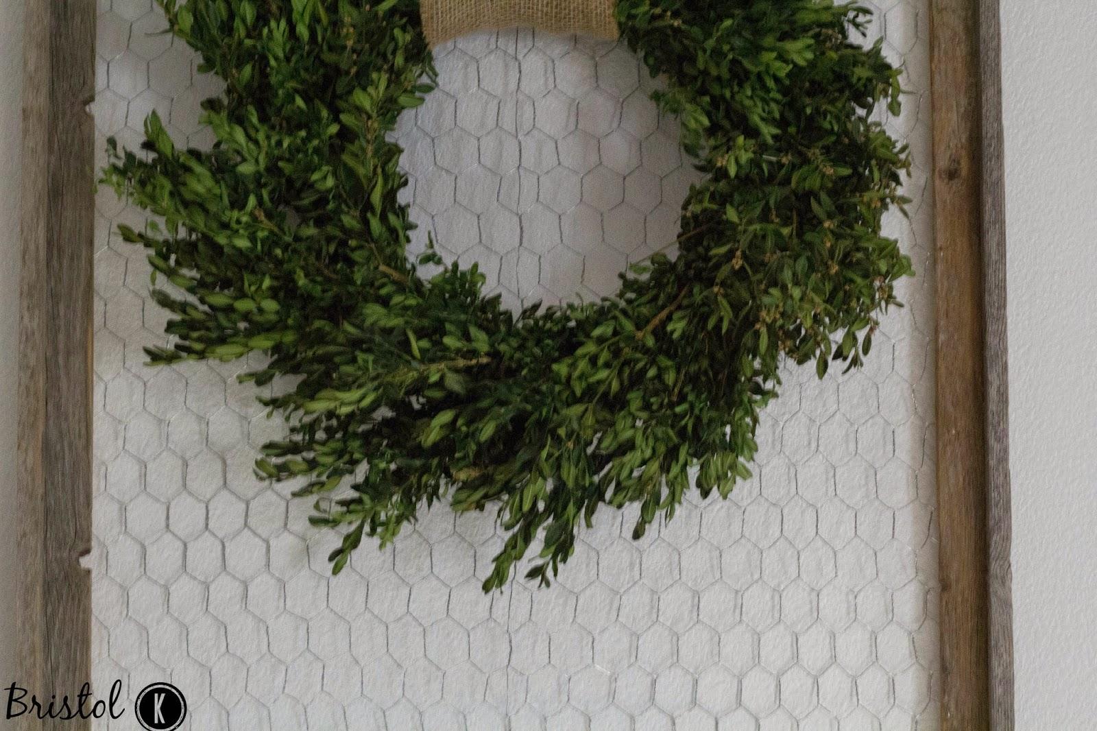 Exelent Chicken Wire Wreath Frame Photos - Framed Art Ideas ...