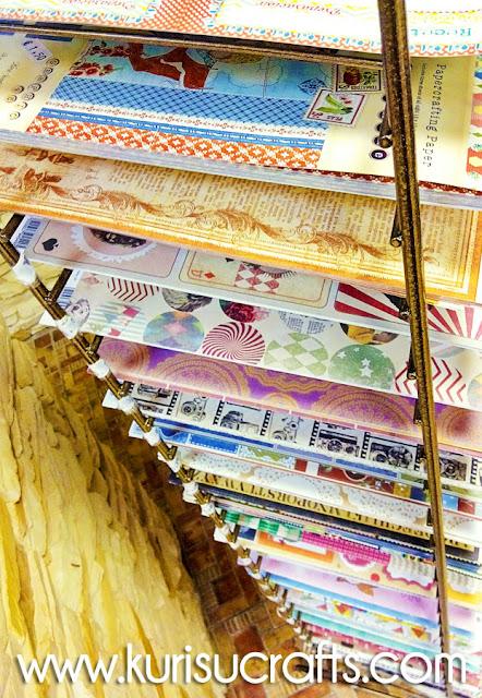 comprar papeles de scrapbooking en Alicante