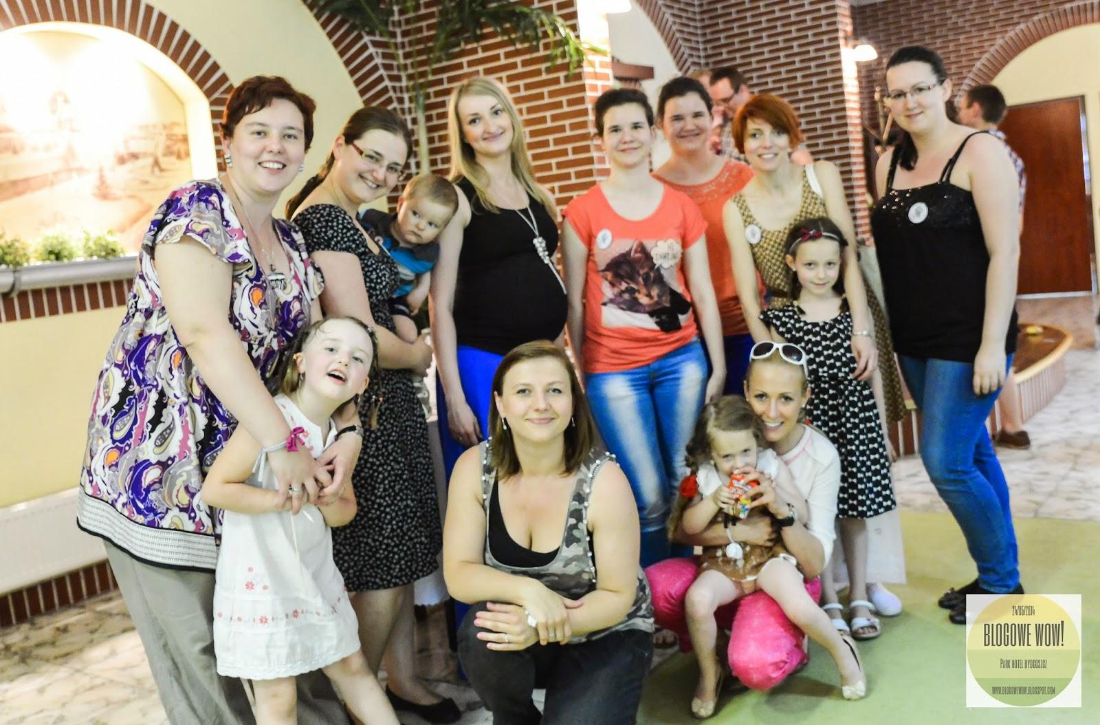 uczestniczki blogowe wow z Bydgoszczy