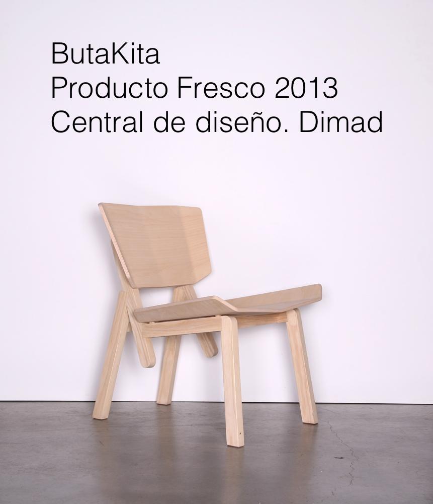 Butakita en producto fresco 2013 la central de dise o - Diseno de producto madrid ...