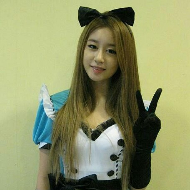 Another New Selca Park Jiyeon T-ARA