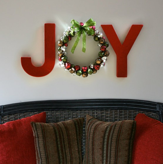 Up Mommy Creek: DIY Christmas Wall Art: Part 2