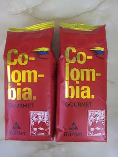 Café Burdet Colombia