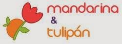 Mandarina & Tulipán