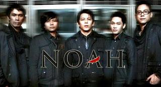 Group Band NOAH Cowok Ganteng
