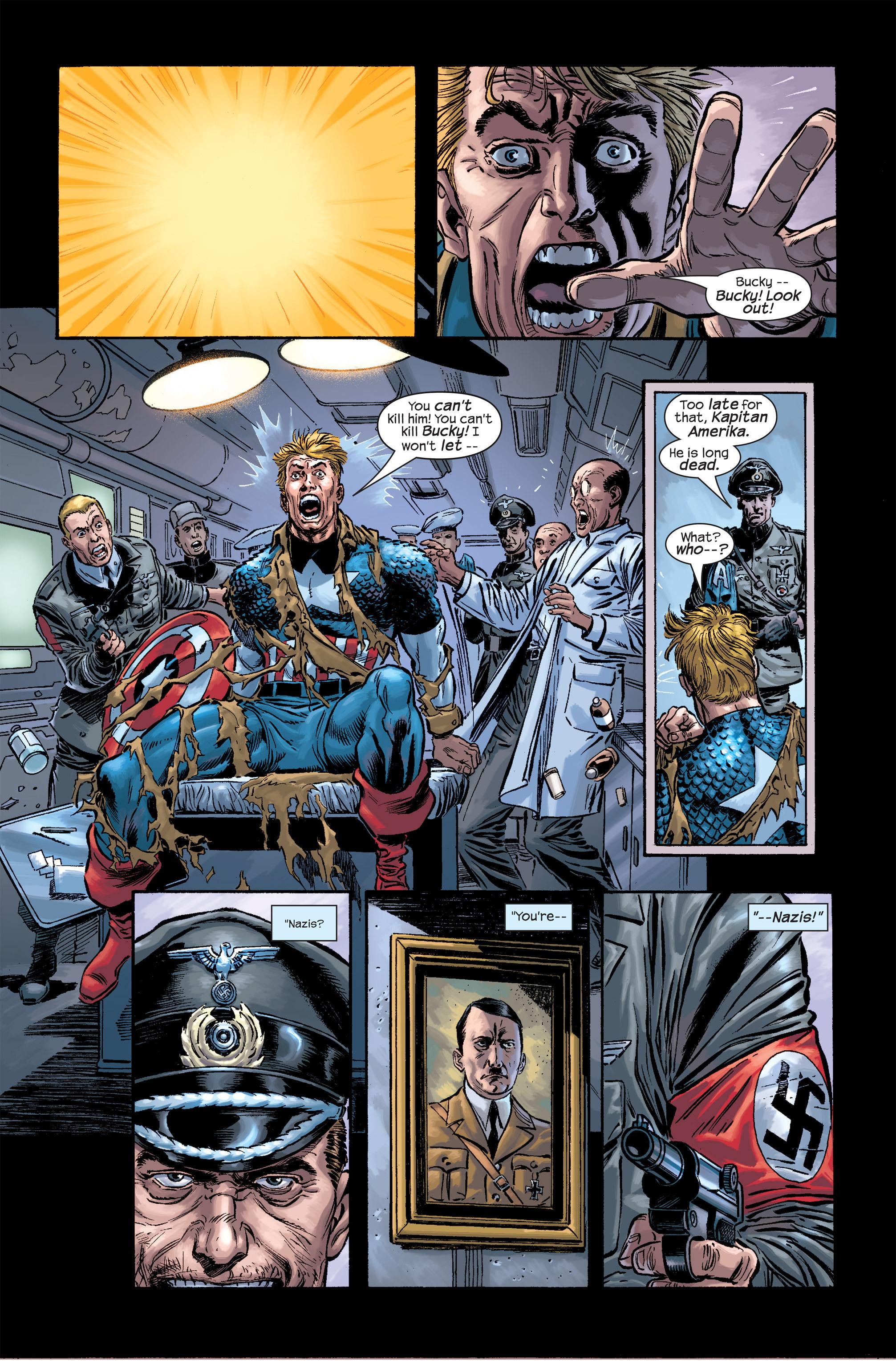 Captain America (2002) Issue #17 #18 - English 9