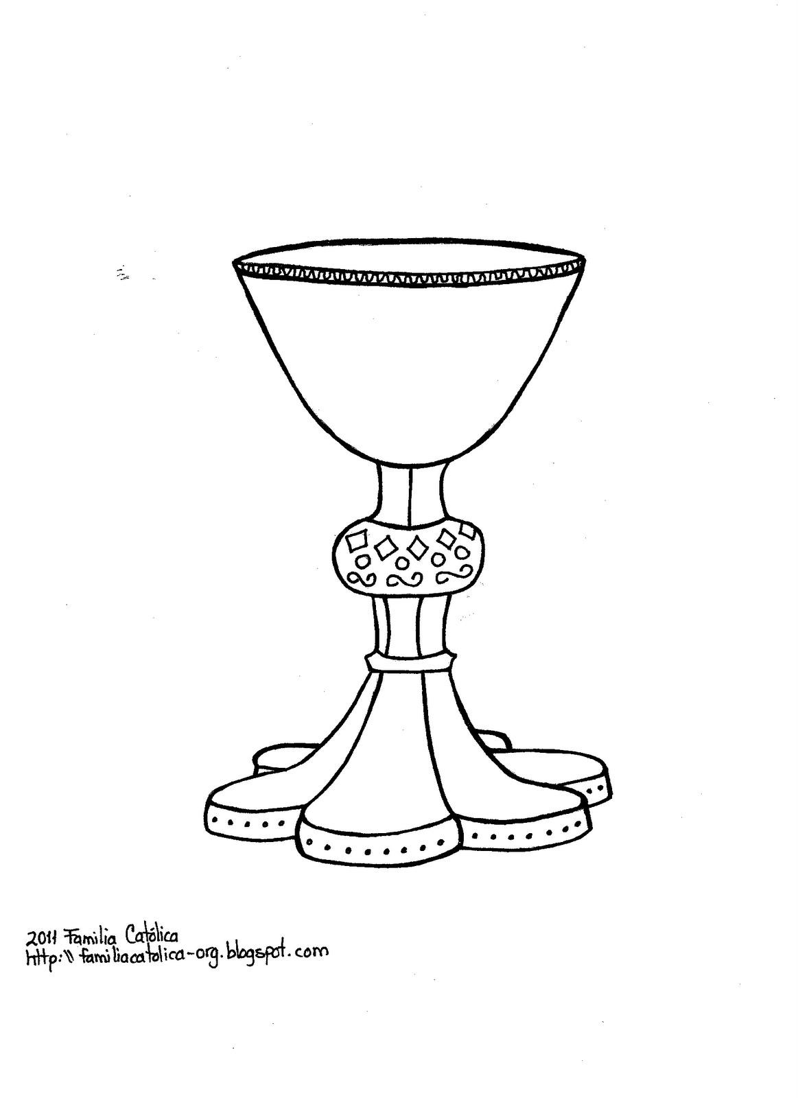 Familia Católica: Sangre Preciosa de Cristo: Páginas para colorear