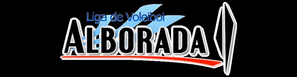 "Liga de Voleibol ""ALBORADA II"""