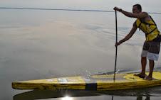 Vídeo Travessia 53km Lagoa do Patos: