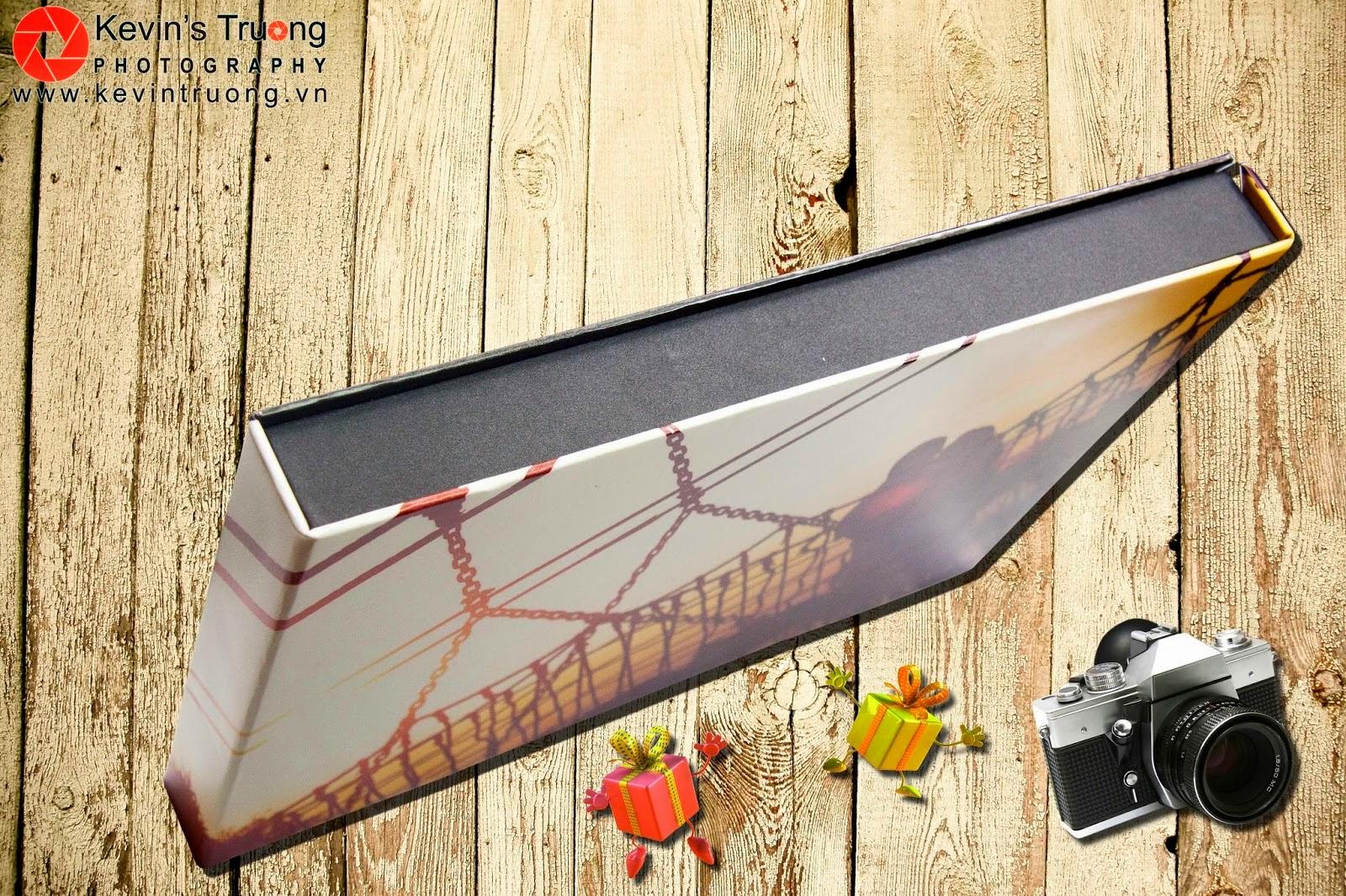 Gia Công-In Album Cát Kim Tuyến-Album 3D,Photobook,Ép gỗ các loại - 21