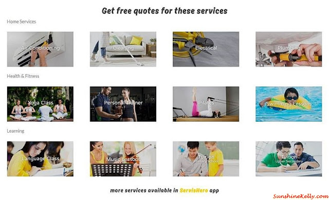 ServisHero is Our Rescue & Make My Life Easier, ServisHero is Our Rescue, ServisHero Make My Life Easier, ServisHero, ServisHero Mobile App, Mobile App Review