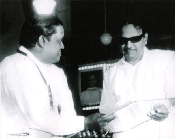 Kalaignar Karunanidhi Stills