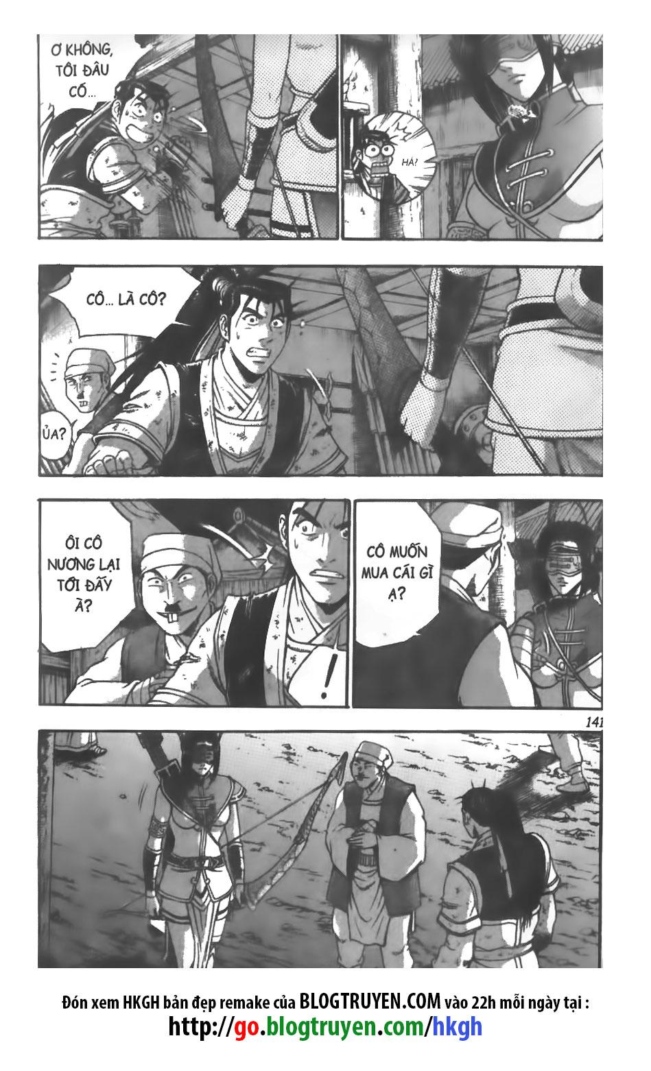 Hiệp Khách Giang Hồ chap 277 page 2 - IZTruyenTranh.com