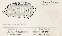 SUPER TALHO DO CEDRO