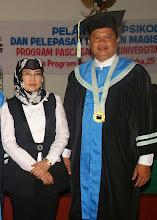 Bersama Ketua KPID Jabar. 2010