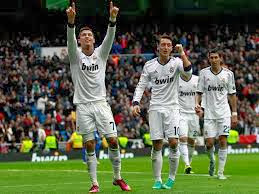 Real Madrid 4 - 1 Getafe # All Goals