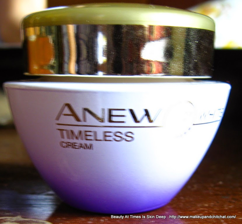 Avon Anew Timeless 360° White Cream