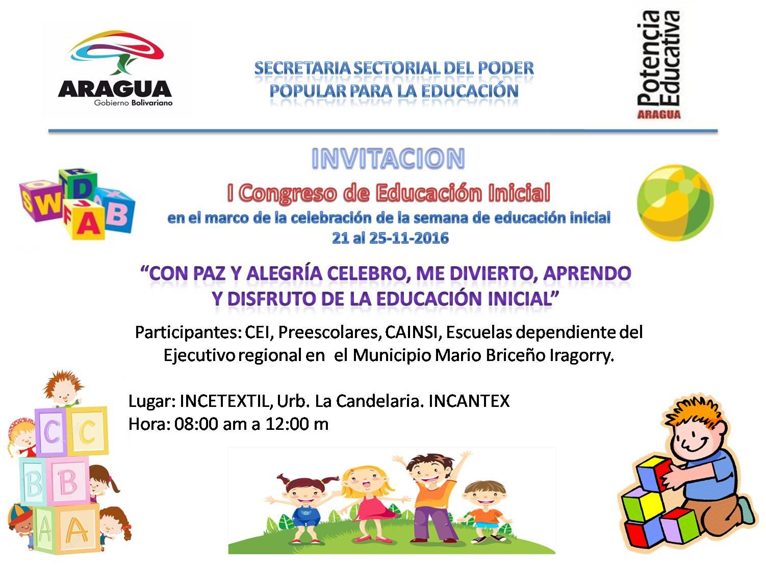 CENTRO DE EDUCACIÓN INICIAL MARIO BRICEÑO IRAGORRY