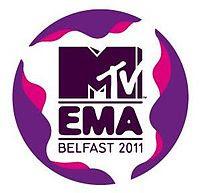 MTV Europe Music Awards 2011 Winner!