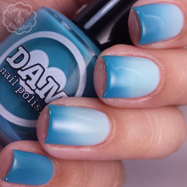 Dam Nail Polish - Teal Next Time