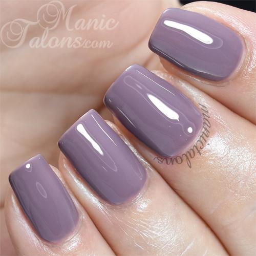 Madam Glam Twilight Lilac Swatch