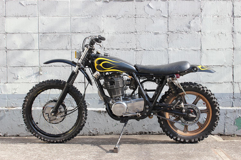 Mas preciosidades.... Yamaha+SR+500+by+BratStyle+08