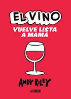 El vino vuelve lista a mamá,Andy Riley,Astiberri  tienda de comics en México distrito federal, venta de comics en México df