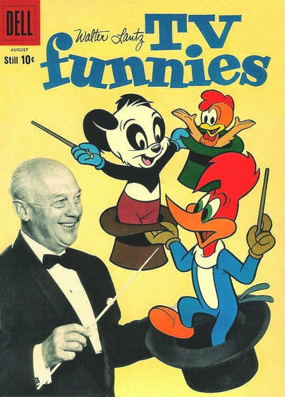 Happy Birthday Walter Lantz!