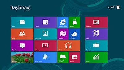 windows 8 yayın önizleme