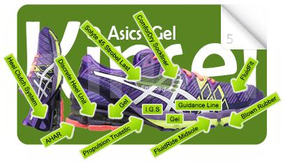 AsicsGelKinsei5.S.G