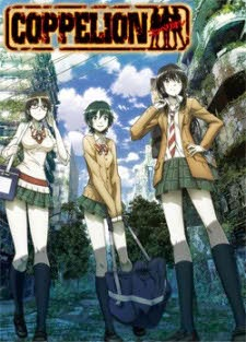 Coppelion Cover