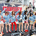 More of T-ara's pictures from their surprise concert at Shibuya-109