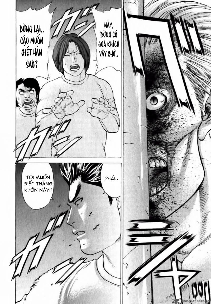 Karate Shoukoushi Kohinata Minoru chap 64 Trang 20