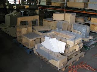 First New Na Locomotive Cylinder Cast!