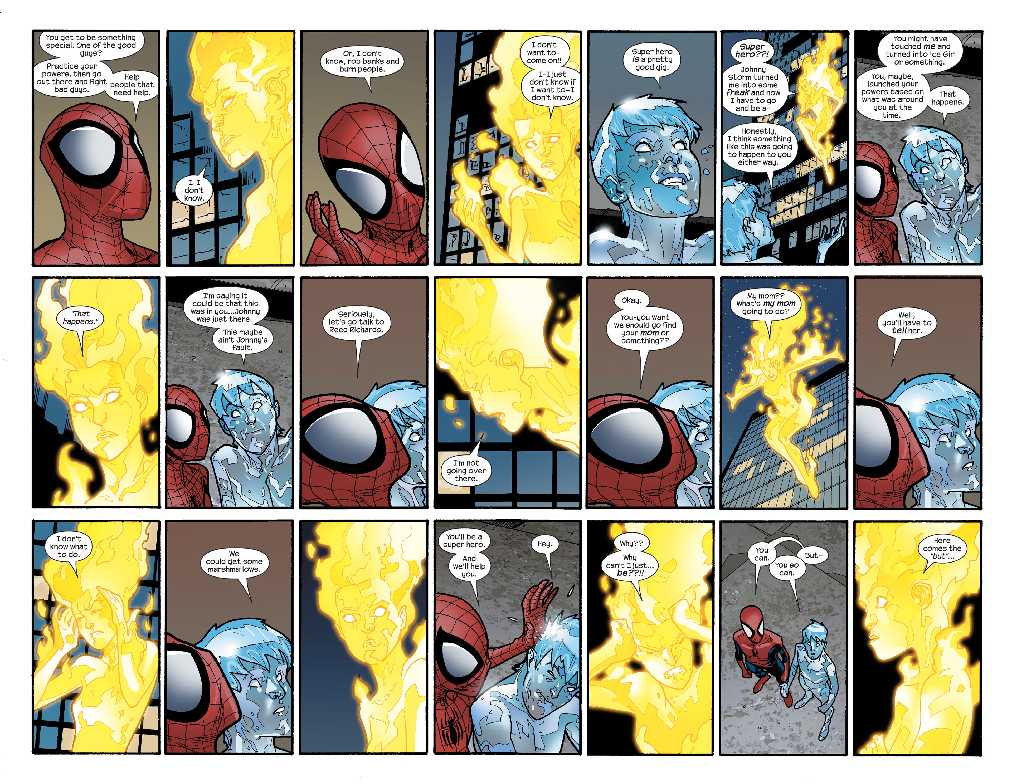 Ultimate Spider-Man (2000) Issue #119 #123 - English 16