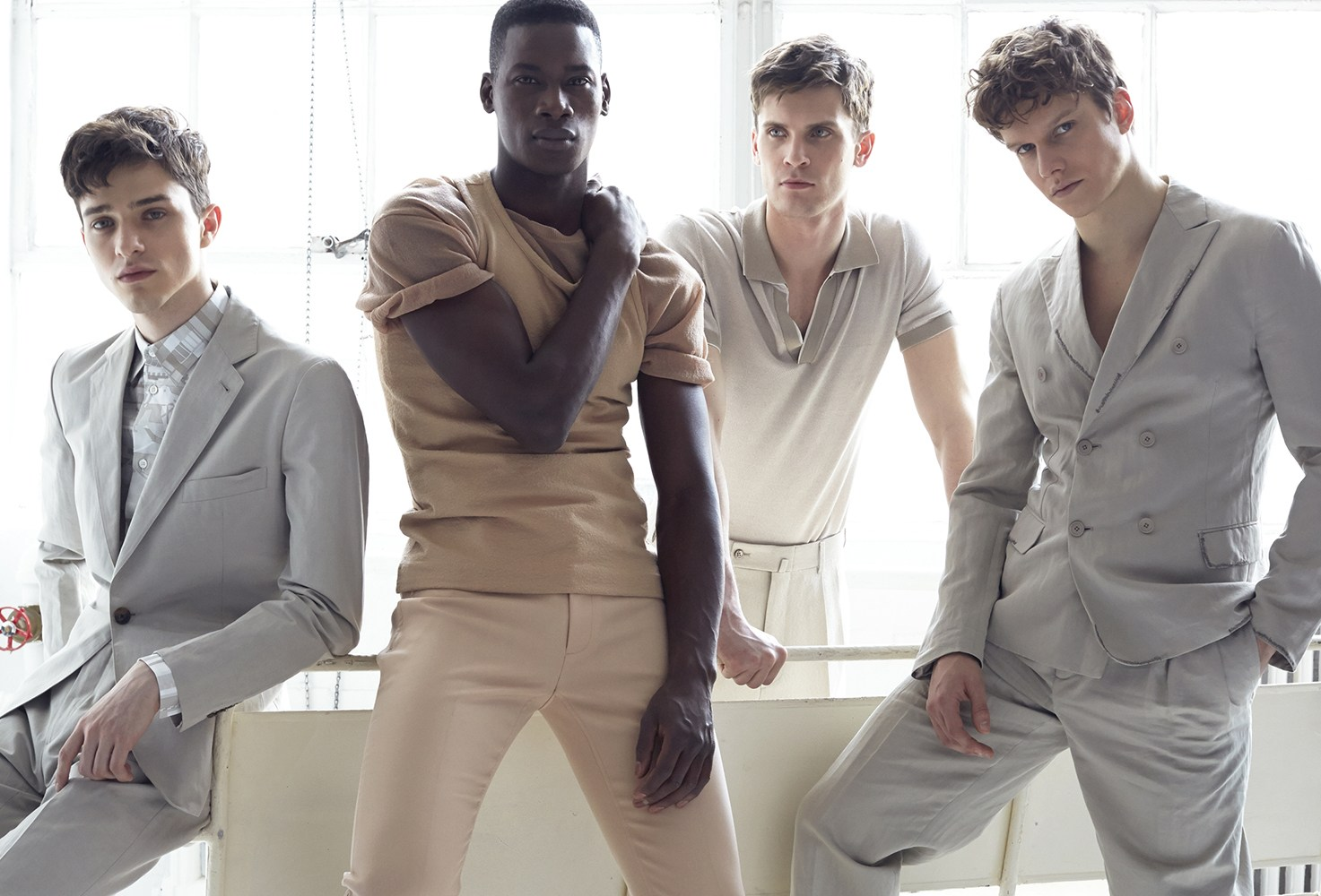 What are the requirements for becoming a top-ranked fashion Male fashion modeling requirements