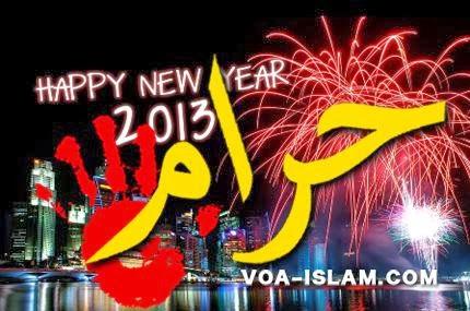Inilah Alasan Islam Haram Merayakan Tahun Baru Masehi