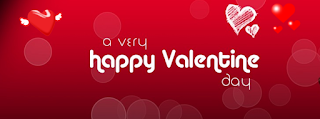 Happy valentine day cover facebook