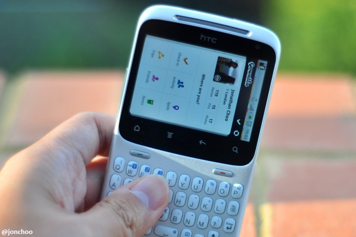HTC ChaCha review | TechNave