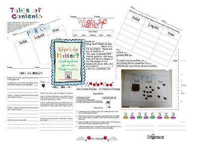 https://www.teacherspayteachers.com/Product/Whats-the-Matter-A-science-unit-on-matter--209719