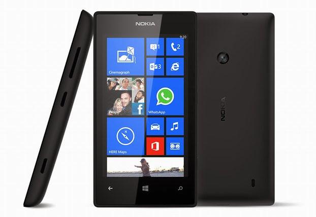 Nokia, Nokia Lumia, Nokia Lumia 520