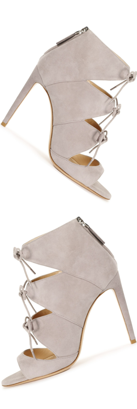 Ralph Lauren Accessories Suede Sandal