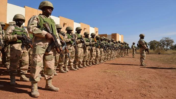 Dituduh Pengecut, Nigeria Hukum Mati 54 Tentara